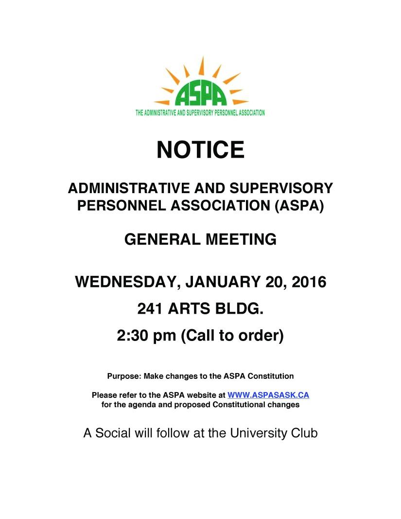 Gen Mtg Notice