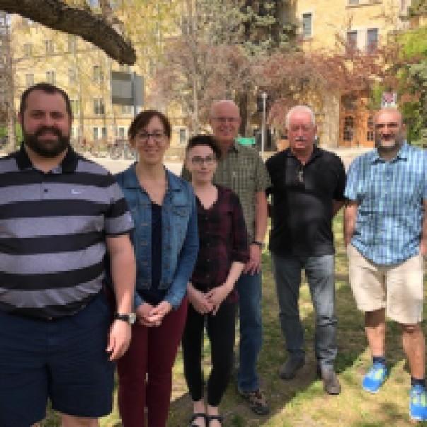 2019 Bargaining Team